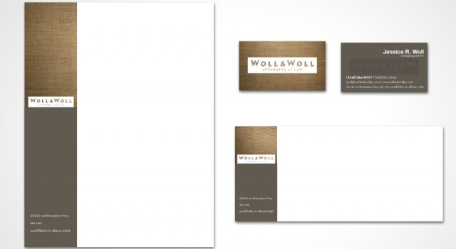 Woll & Woll Branding and Identity