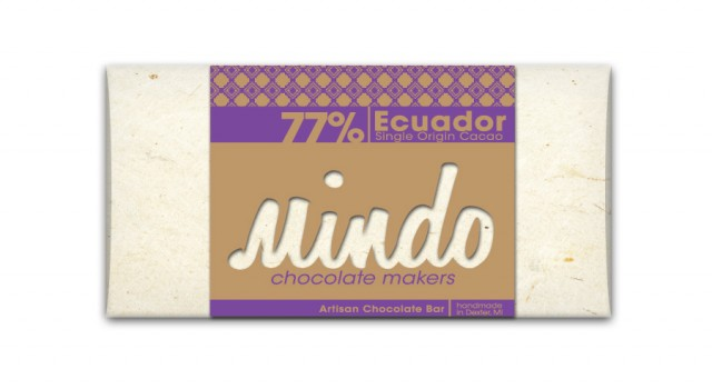 Mindo Chocolate Sustainable Package Design