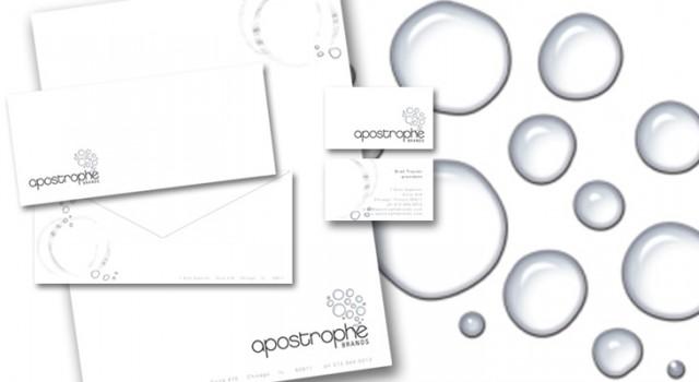 Apostrophe Brands Identity