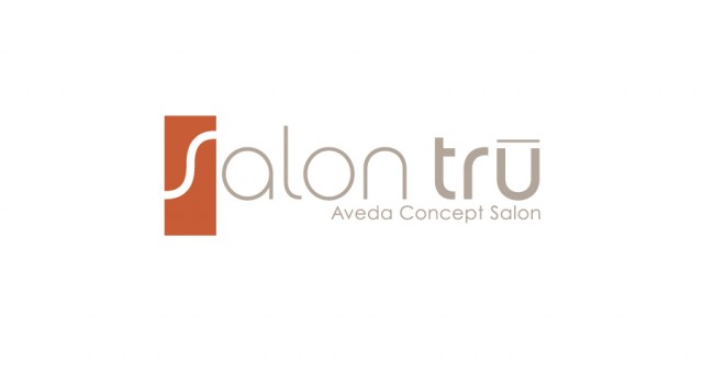 Salon Tru Logo and Website